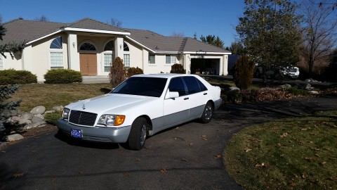1992 Mercedes Benz 600SEL V12 Sedan for sale