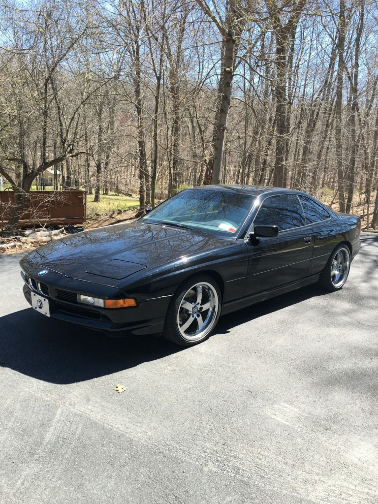 1993 BMW 8 Series 850 for sale