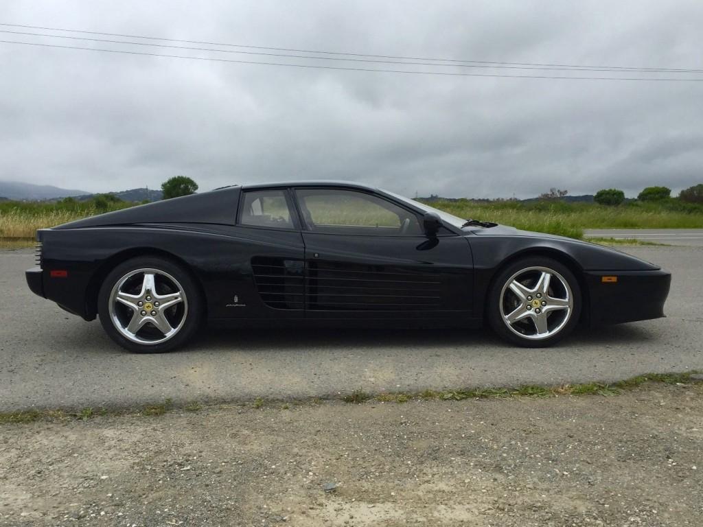 1993 Ferrari 512 Tr Testarossa For Sale