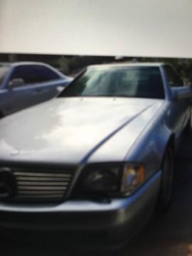 1994 Mercedes Benz SL600 for sale