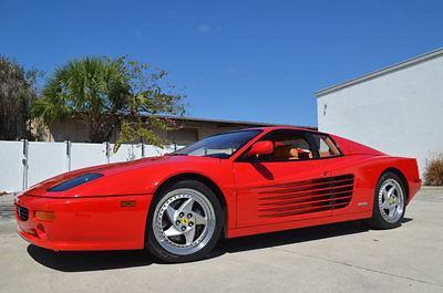 1995 Ferrari Testarossa 512M for sale