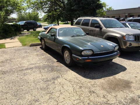1995 Jaguar XJ Convertible for sale