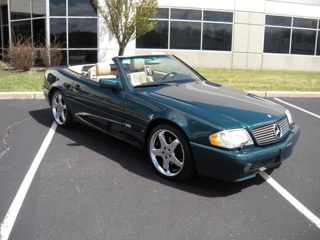1995 mercedes benz sl600 v12 for sale. Black Bedroom Furniture Sets. Home Design Ideas