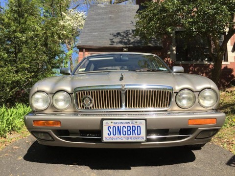 1996 Jaguar XJ12 for sale