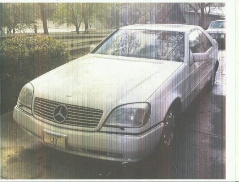 1996 Mercedes Benz S600 Coupe V12 for sale
