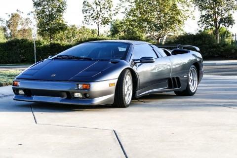 1998 Lamborghini Diablo VT Roadster for sale