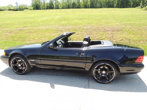 1999 Mercedes Benz SL600 for sale