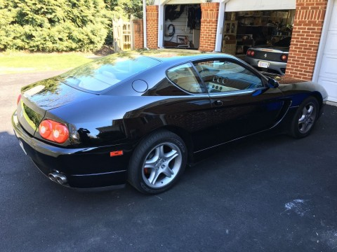 Ferrari 1999 456M GTA for sale