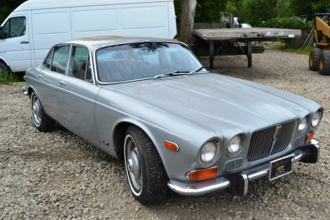 1973 Jaguar XJ12 Sedan V12 for sale