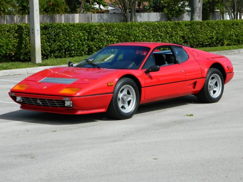 1983 Ferrari 512bbi Boxer V12 for sale