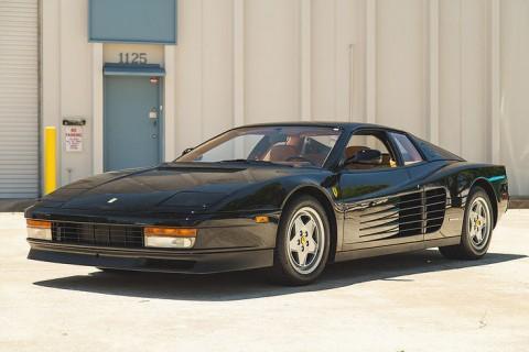1989 Ferrari Testarossa V12 for sale