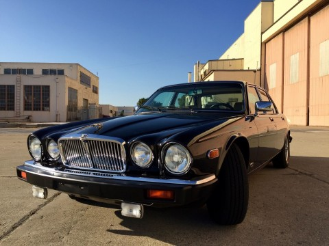 1992 Jaguar XJ12 Sedan Vanden Plas V12 for sale