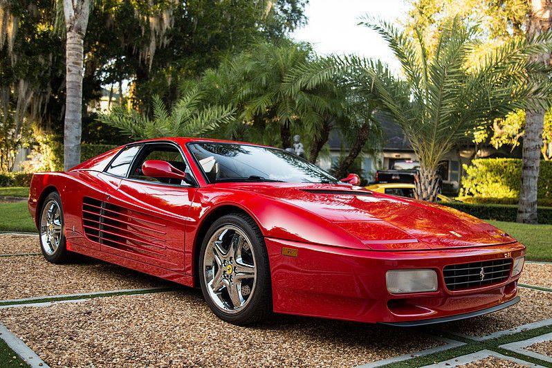 1993 Ferrari 512 Tr V12 For Sale