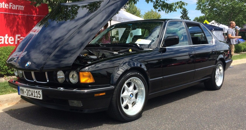 1988 Bmw 750il Sedan E32 For Sale