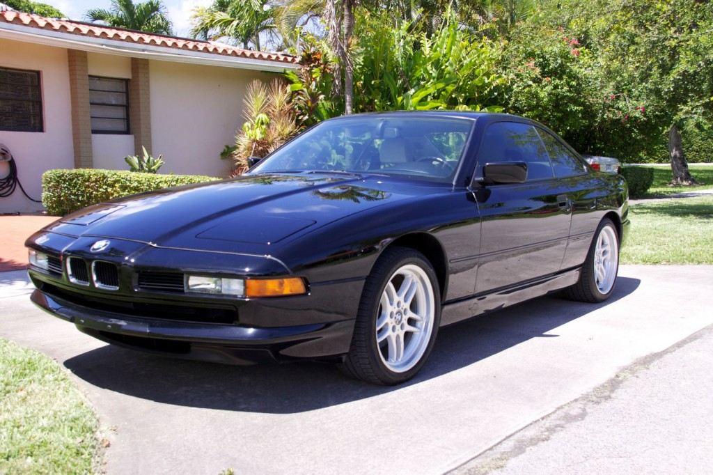 1991 bmw 8 series 850i coupe for sale. Black Bedroom Furniture Sets. Home Design Ideas
