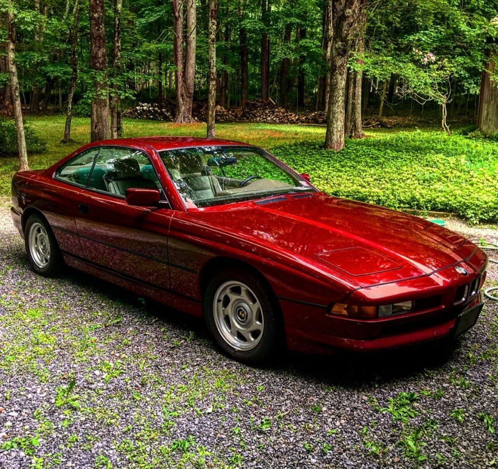 1991 BMW 8 Series 850i Coupe For Sale