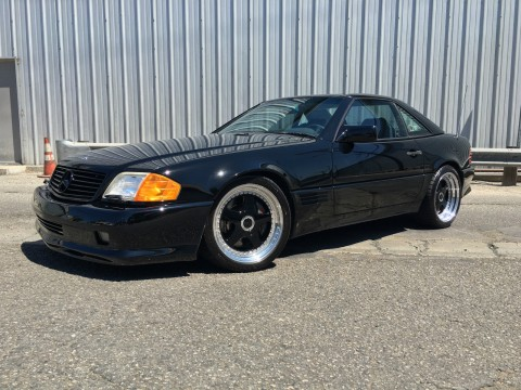 1993 Mercedes Benz SL Class SL600 Coupe for sale