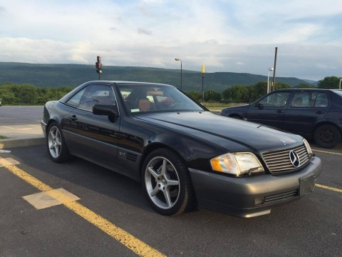 1994 Mercedes Benz SL Class SL600 for sale