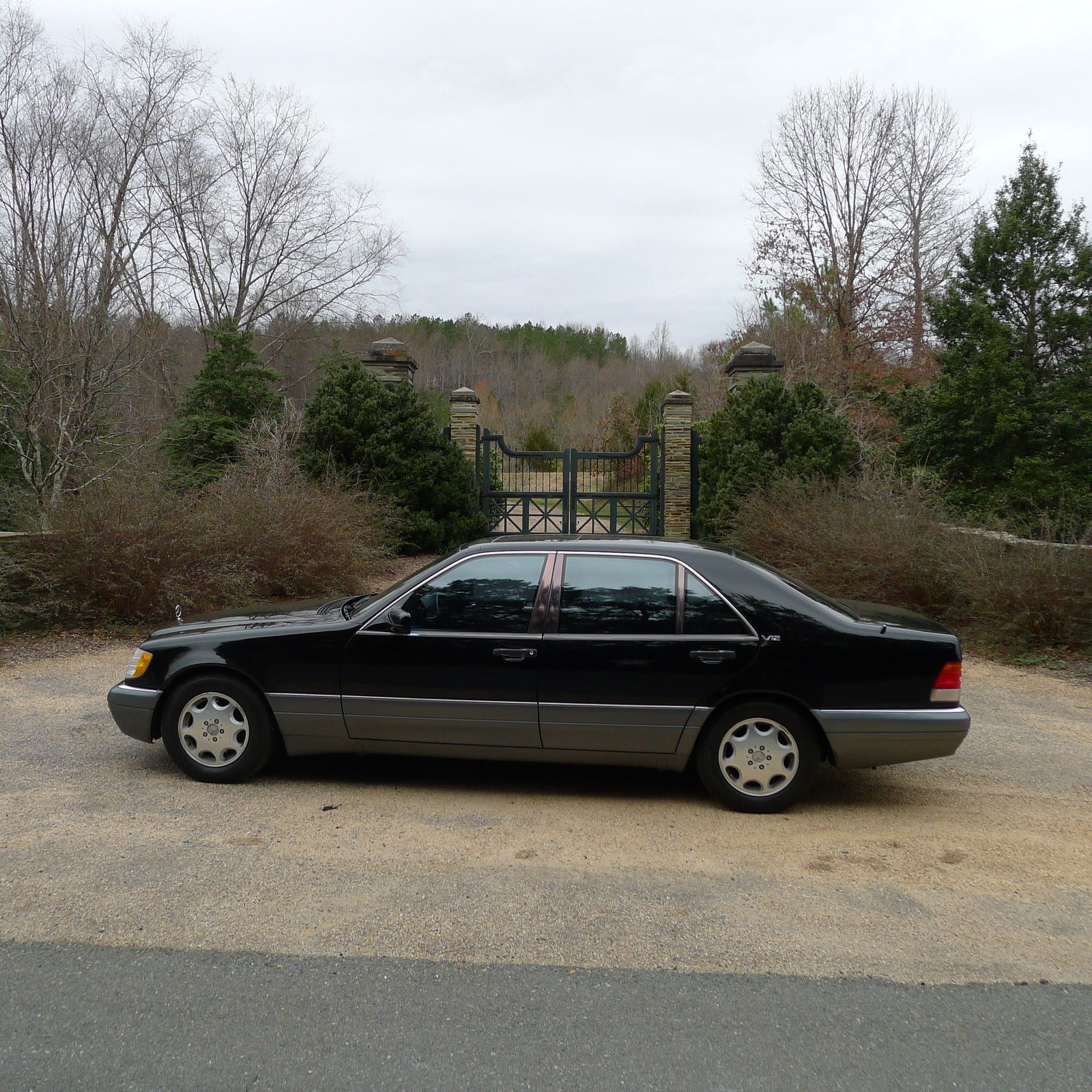 1996 mercedes benz s class s600 for sale for Mercedes benz v class for sale