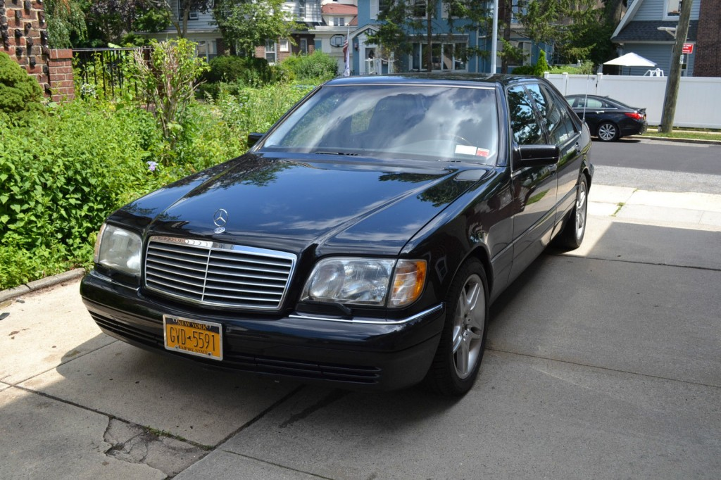1997 mercedes benz s600 w140 v12 for sale
