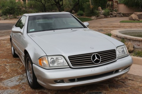 1999 Mercedes Benz 600 Series SPORT for sale