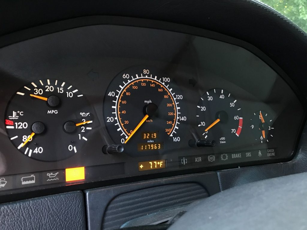 1995 Mercedes-Benz S600 V12 for sale
