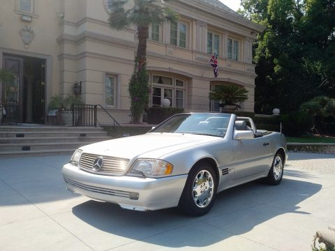 1995 Mercedes-Benz SL600 V12 Roadster Sport Ed. for sale