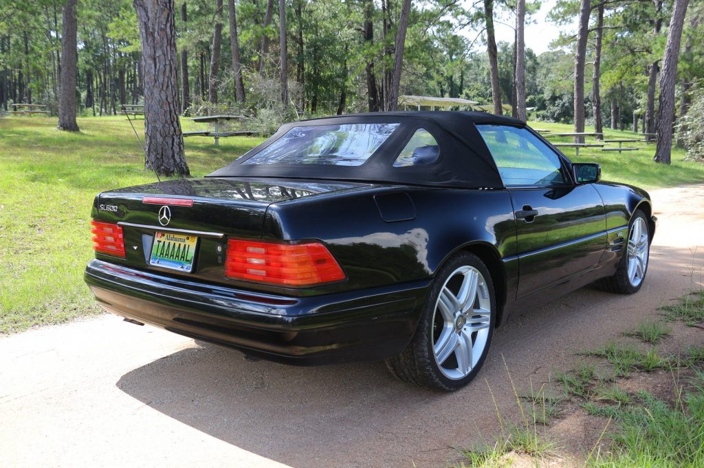 1997 Mercedes Benz SL600 6.0 V12 Convertible for sale