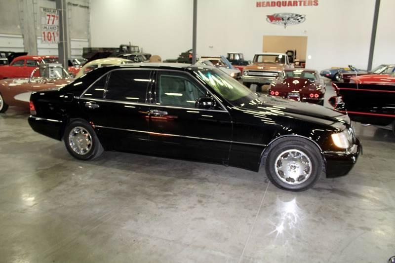 bulletproof 1995 mercedes benz s600 ballistic 7 for sale