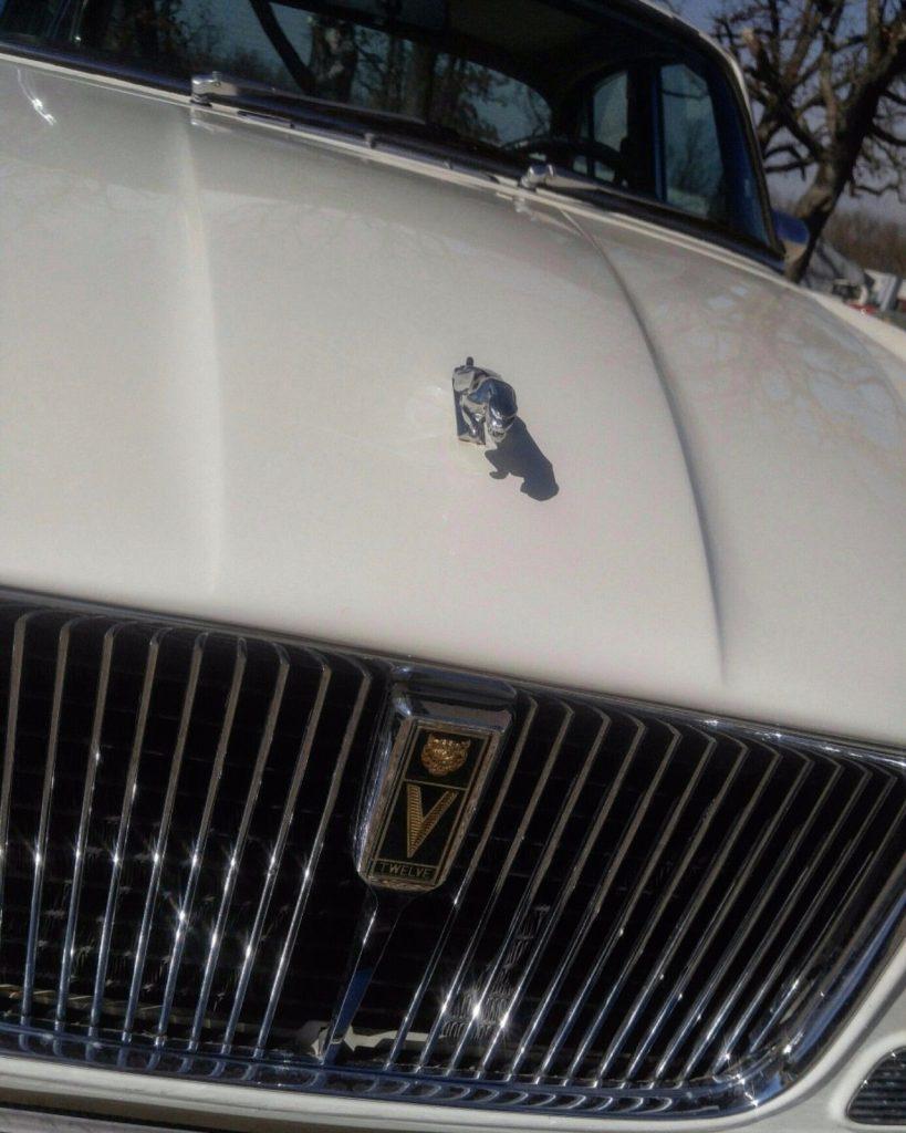Original 1973 Jaguar XJ12