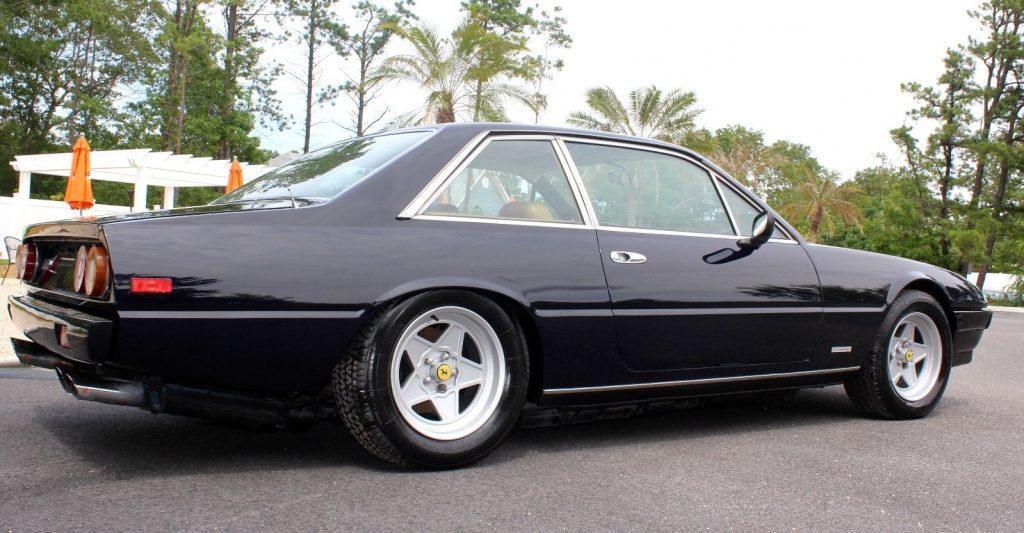 Pozzi Blue/Beige 1983 Ferrari 400i Automatic