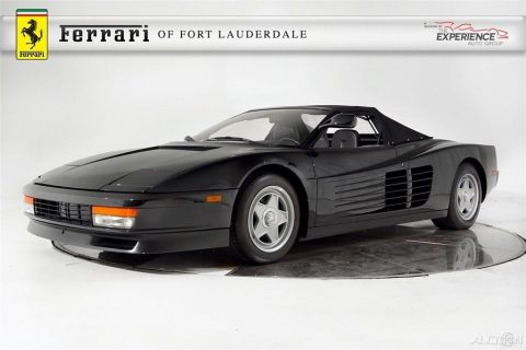 1986 Ferrari Testarossa Convertible for sale
