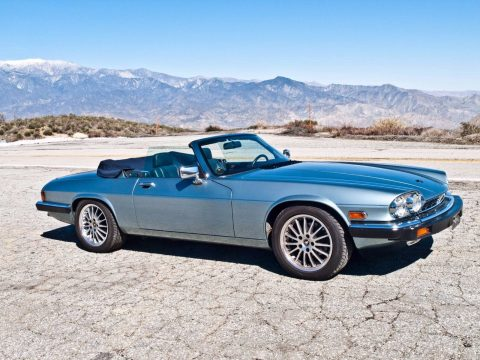 EXCELLENT 1990 Jaguar XJS for sale