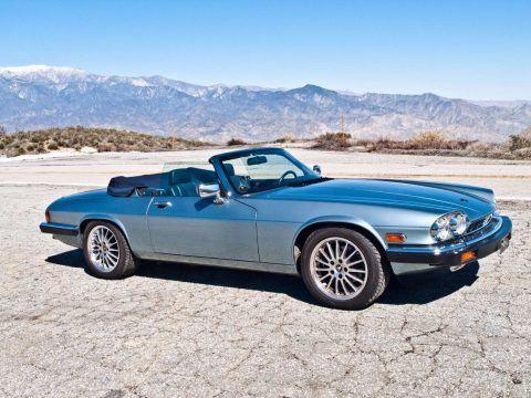 EXCELLENT 1990 Jaguar XJS for sale