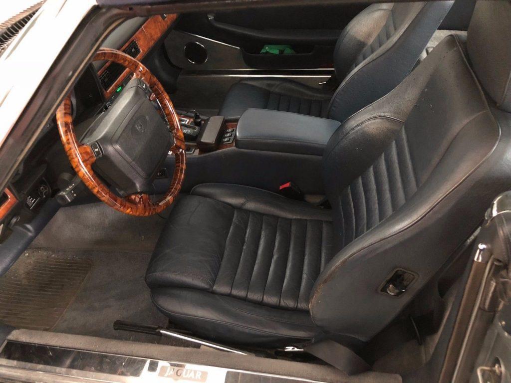 EXCELLENT 1990 Jaguar XJS