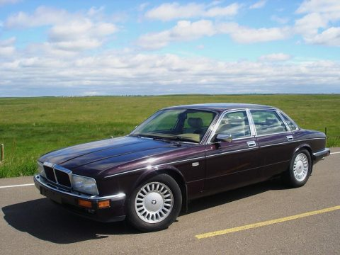 EXTREMELY RARE 1994 Jaguar XJ12 for sale