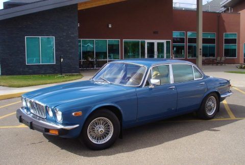 INCREDIBLY RELIABLE 1978 Jaguar XJ12 for sale
