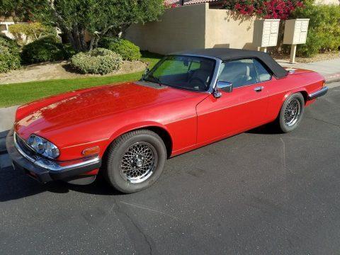 VERY CLEAN 1990 Jaguar XJS for sale