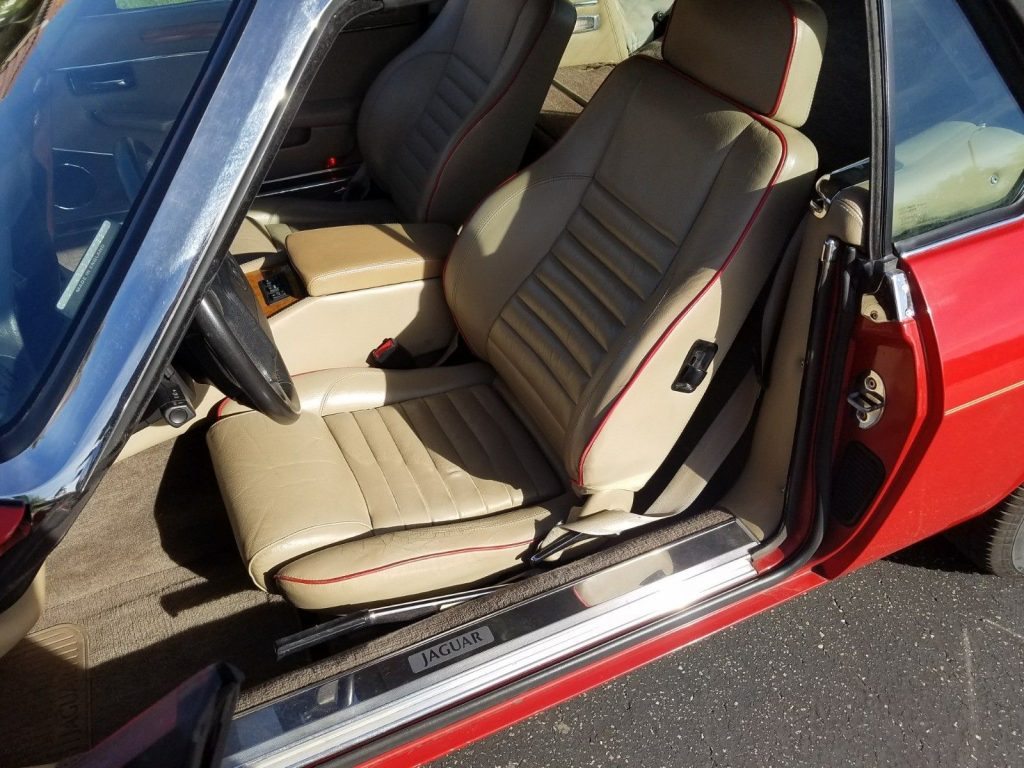VERY CLEAN 1990 Jaguar XJS