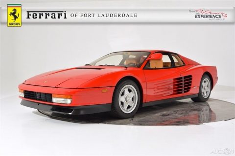 1986 Ferrari Testarossa in Excellent Shape for sale