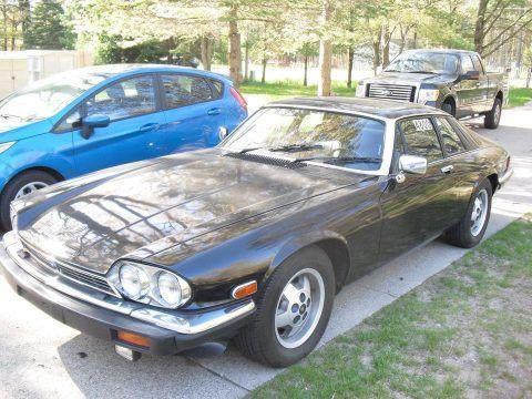 1986 Jaguar XJS – runs great for sale