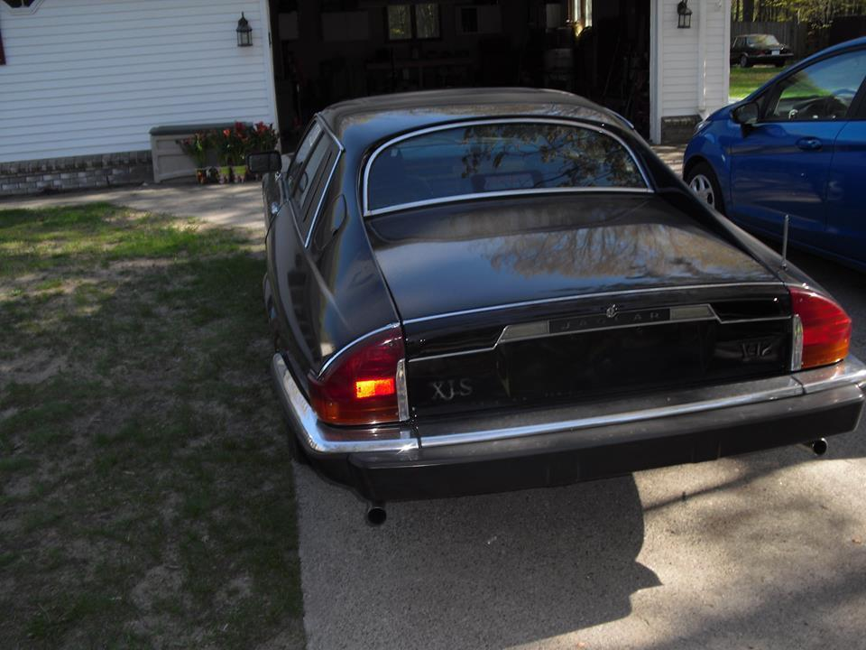 1986 Jaguar XJS – runs great