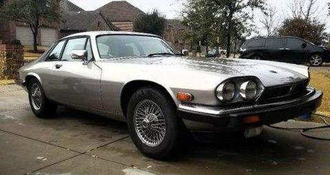 1988 Jaguar XJS – runs great! for sale