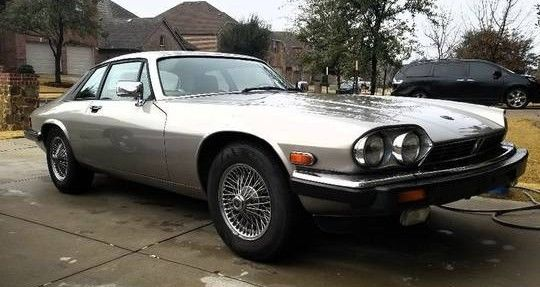1988 Jaguar XJS – runs great!