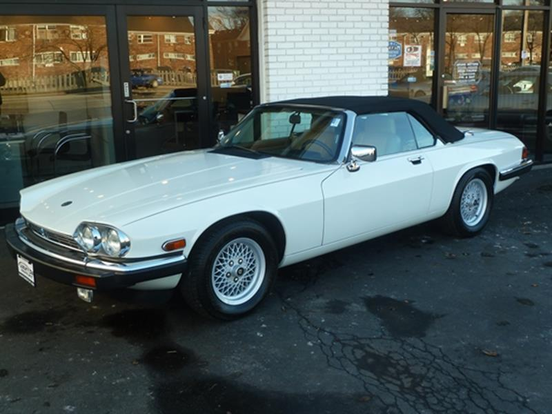 1990 Jaguar XJ XJS 2dr Convertible – WELL MAINTAINED