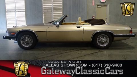 Beautiful 1991 Jaguar XJS Convertible for sale