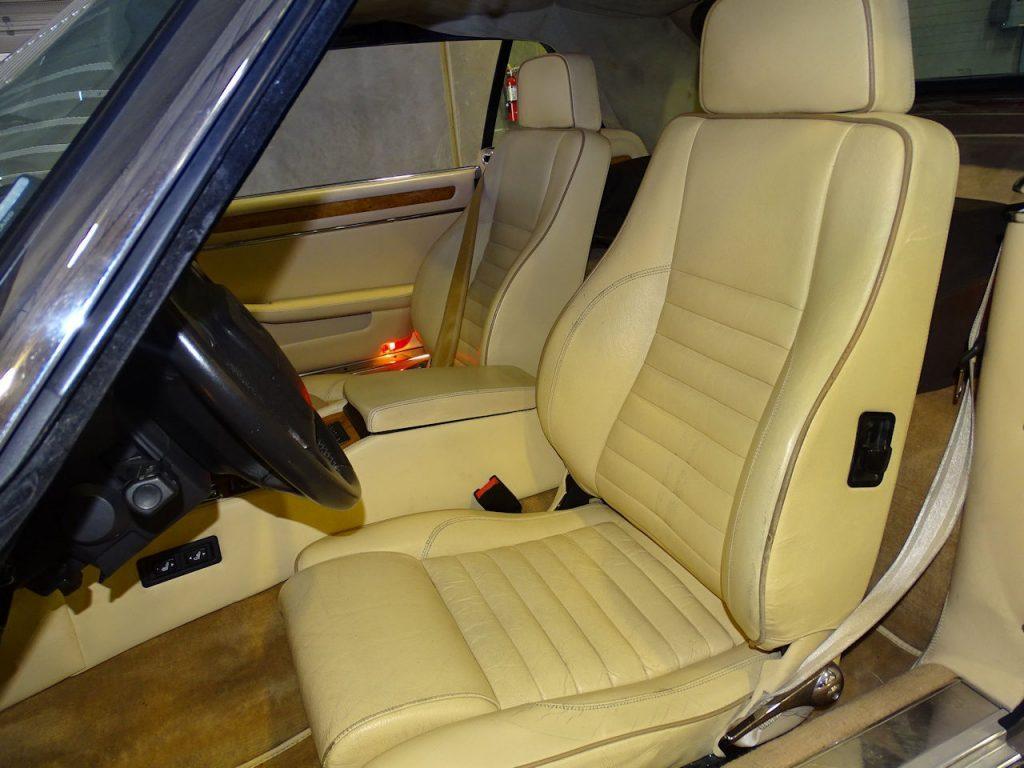 Beautiful 1991 Jaguar XJS Convertible