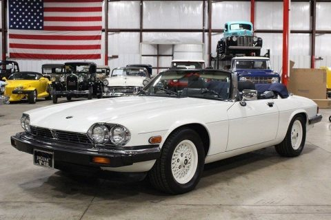 Extraordinary 1989 Jaguar XJS for sale