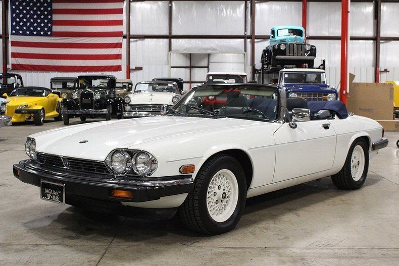 Extraordinary 1989 Jaguar XJS