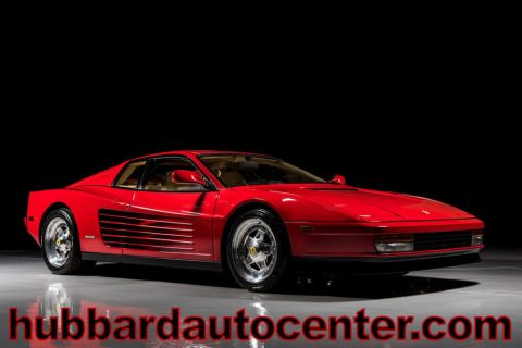 GREAT 1989 Ferrari Testarossa for sale